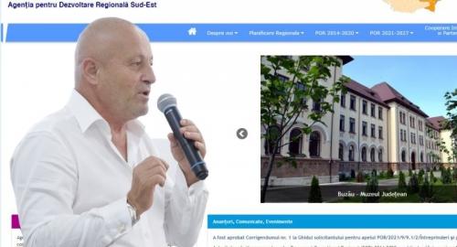 Buzăul, primul judeţ care accesează fonduri din exerciţiul financiar 2021-2027, prin ADR Brăila!